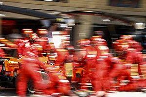 Motore di Leclerc: rilevati ad Austin 18 cv meno di Mercedes