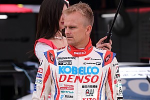 "Kovalainen ""can't have another year like this"" in Super GT"