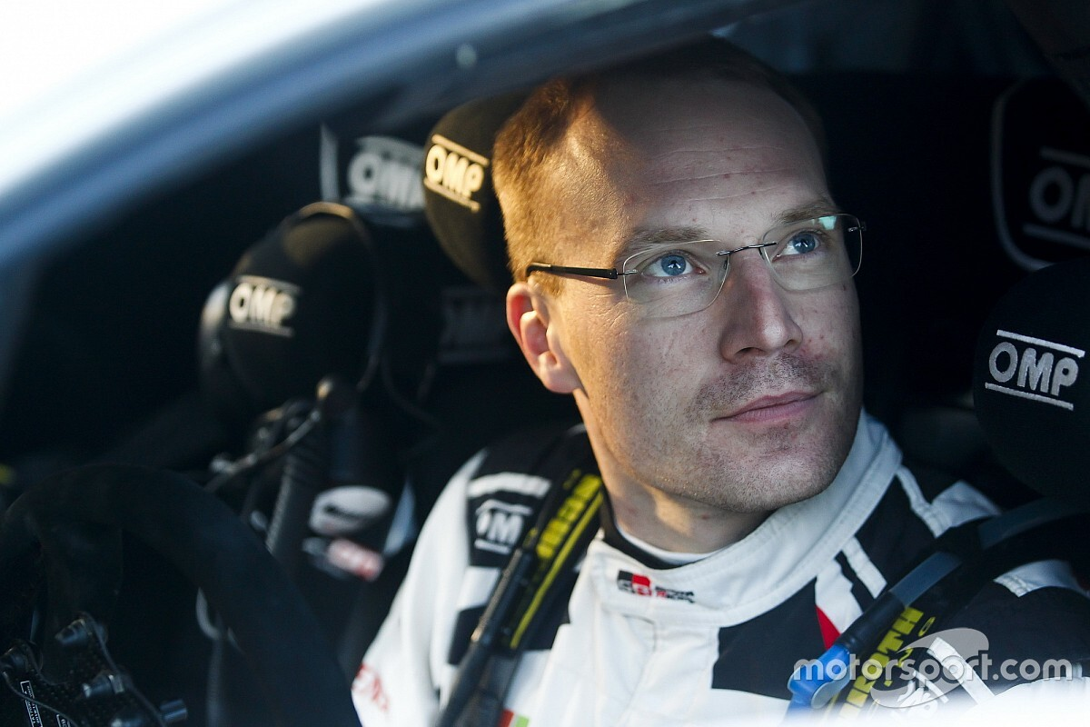 Latvala appointed Toyota WRC team boss