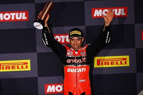 """Bautista: """"El año que viene mi sustituto en Ducati tendrá que ganarme"""""""
