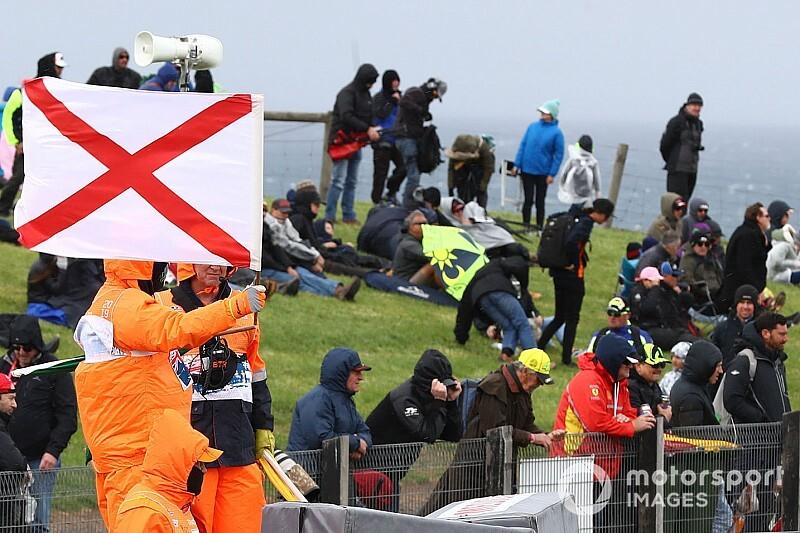 El viento obliga a cancelar la clasificación de MotoGP