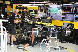 Renault gooit het roer om: Aerodynamische afdeling op de schop