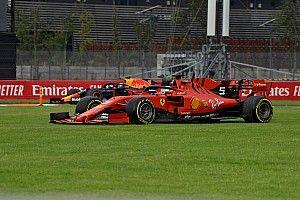 """Vettel: """"Ho fatto il taglia erba, ma siamo competitivi"""""""