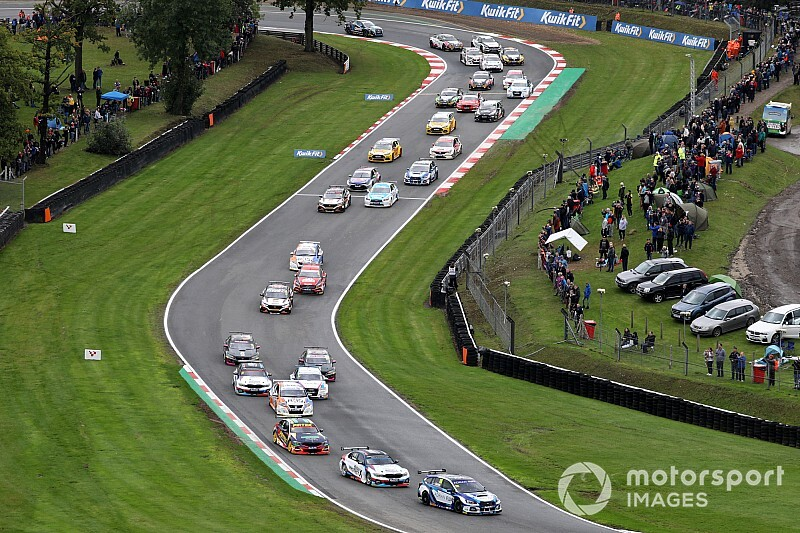 BTCC grid remains at 30 cars for 2020