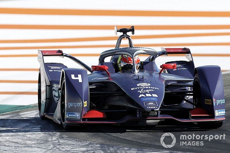 Frijns el más rápido y Vandoorne 'gana' la simulación de carrera