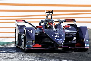 Frijns fastest, Vandoorne 'wins' simulated Valencia race
