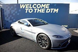 """DTM begrüßt Neueinsteiger Aston Martin: """"Wichtiges Signal für Zukunft"""""""