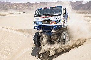 Vierter Dakar-Sieg für Nikolaew: Kamaz setzt Truck-Regentschaft fort
