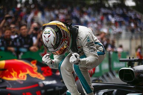 Formel 1 Brasilien 2018: Rauferei überschattet Mercedes' Triumph!