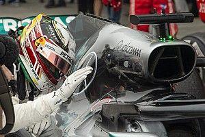 В Mercedes примут решение о замене мотора Хэмилтону после второй тренировки
