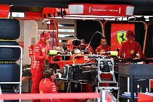 Photos - Les nouveautés techniques sur les F1 à Austin