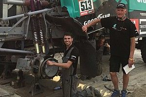 Meet the men behind Petronas De Rooy Iveco Team