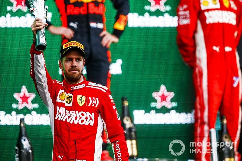 Vettel: 2009'daki şampiyonluk mağlubiyetim bu senekinden daha kötüydü