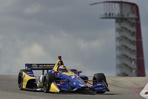 Rossi et Kanaan enthousiasmés par Austin