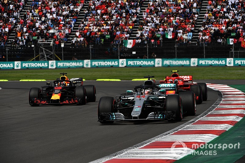 "Rivals amplified Mercedes ""mental stress"" in 2018"