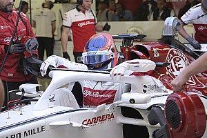 Un nouveau test F1 avec Sauber pour Calderón