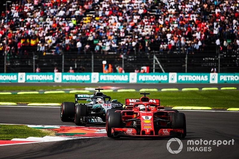 """Vettel: """"Perceptie dat we dominante wagen hadden niet correct"""""""