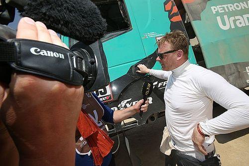 De Rooy causa baja del Dakar 2020