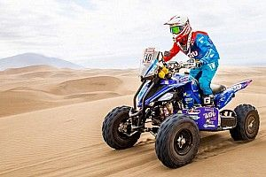 Dakar, Quad: Cavigliasso fa otto su dieci e trionfa meritatamente sul traguardo di Lima