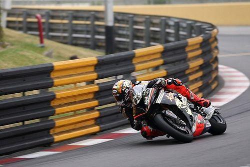 Macau GP, Qualifiche SBK: Hickman davanti a Rutter nel primo turno