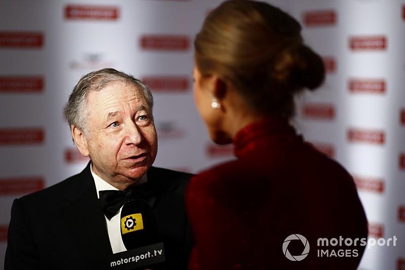 Autosport Awards : Todt et la FIA honorés pour le Halo