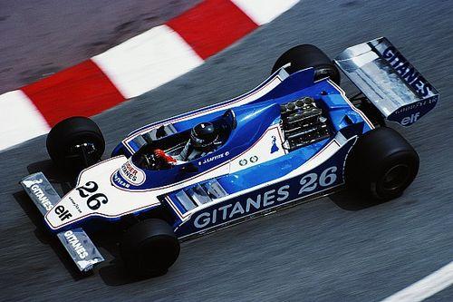 Техническое ретро: как команда Ligier едва не стала чемпионом мира