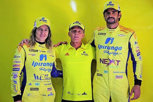 Ipiranga confirma Camilo e Bia para temporada de 2019