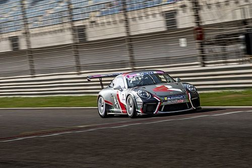 بورشه جي تي 3 الشرق الأوسط: الفيصل الزُبير يواصل هيمنته بفوزه في السباق الافتتاحي لجولة البحرين