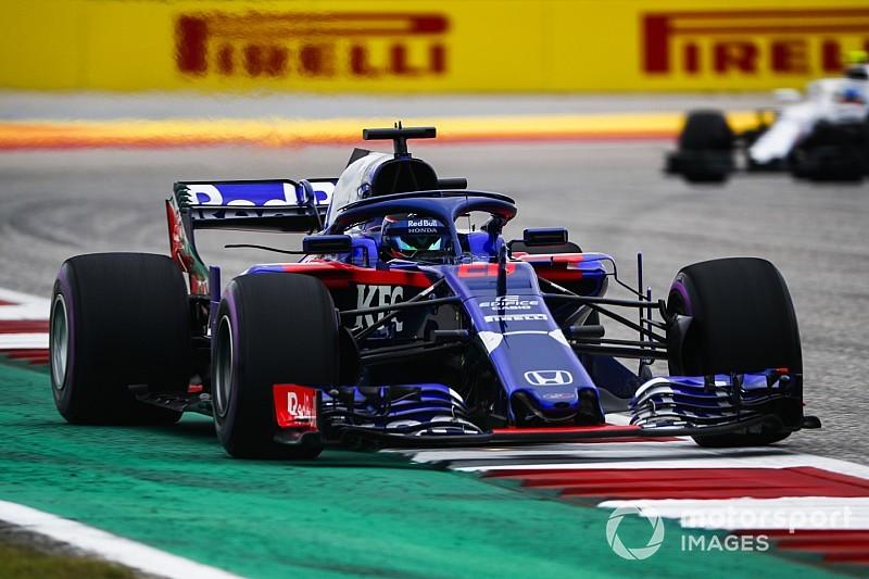 Hartley, F1'deki en iyi sonucunun ardından mutlu