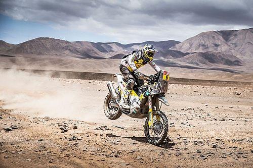 Motos, étape 6 - Quintanilla gagne et reprend la tête