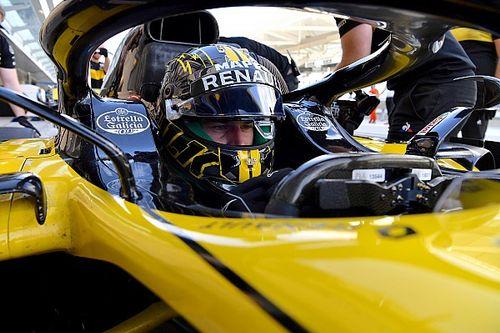 """Hülkenberg n'a """"jamais regretté"""" d'avoir rejoint Renault"""