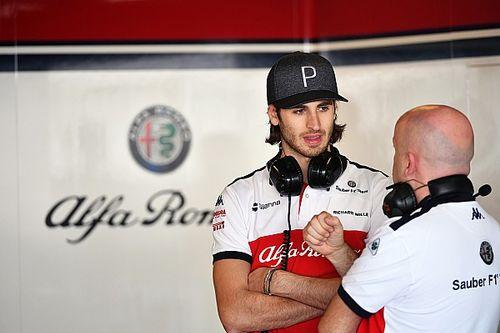 Vettels Rettung nach miesen Freitagen: So wertvoll war Giovinazzi für Ferrari