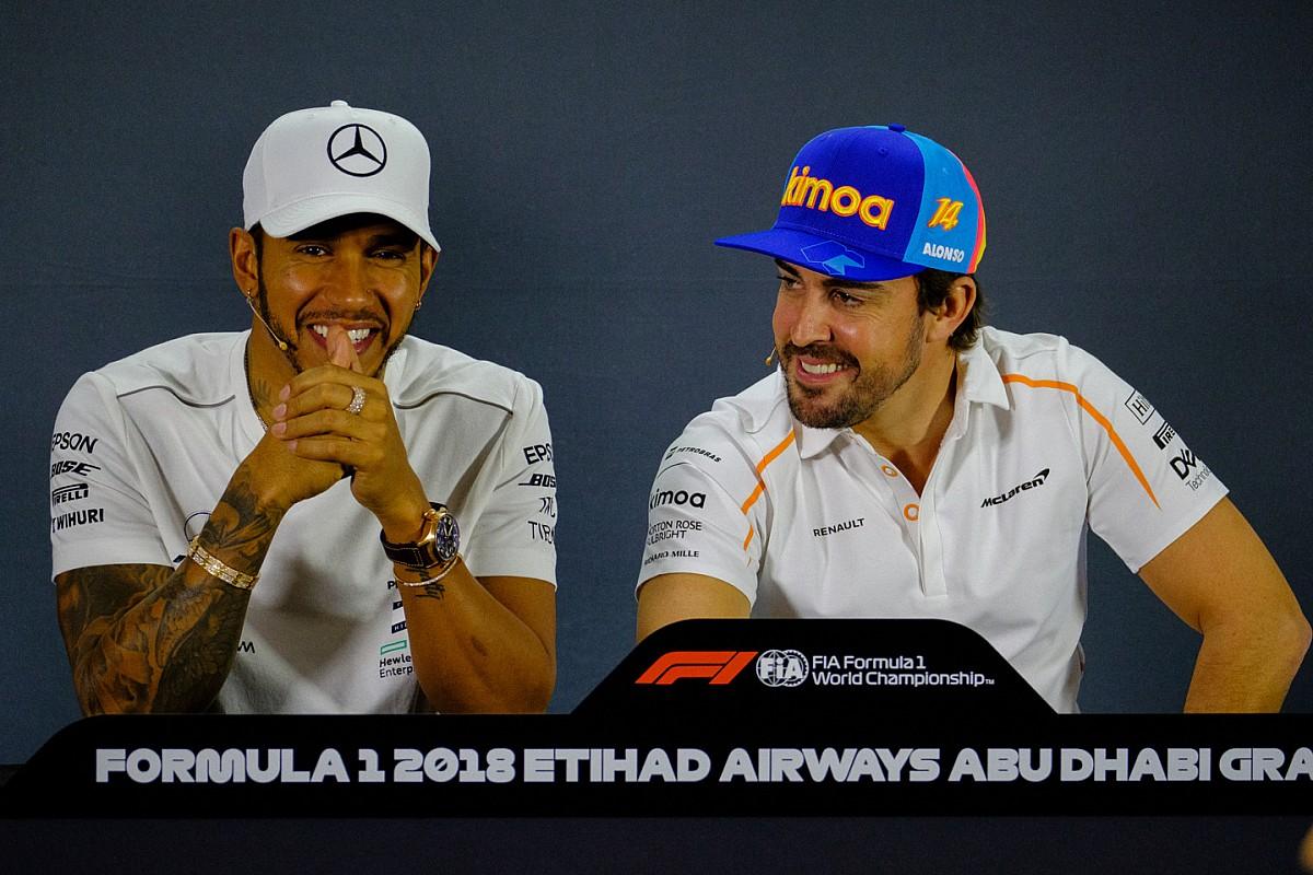 """Hamilton : Alonso """"sera toujours le bienvenu"""" en F1"""