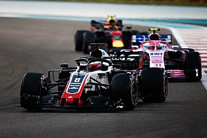 Pénalités - Grosjean, Verstappen et Stroll, triple7