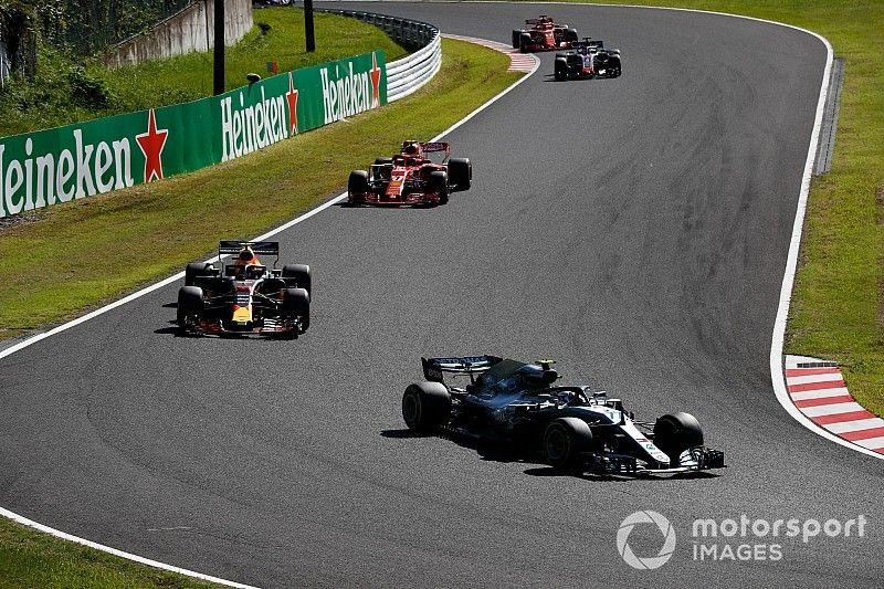 Mercedes dice que las reglas de 2019 pueden cambiar el orden en la F1