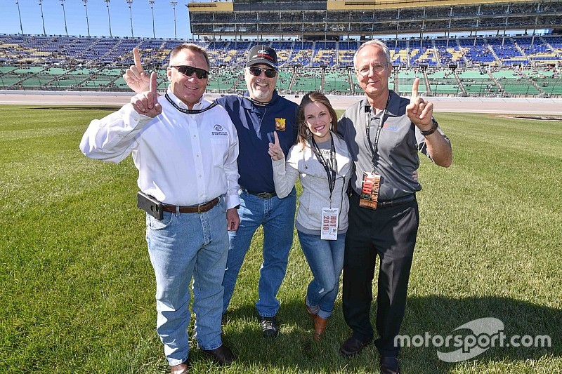 Four finalists named for NASCAR's Betty Jane France Humanitarian Award