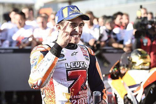 """Doohan & Rossi gratulieren Marquez: """"Stolz auf gemeinsamen Meilenstein"""""""