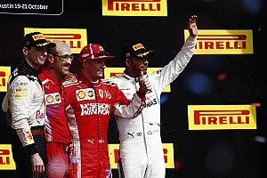 F1 classifica mondiale piloti: Hamilton non chiude la partita iridata