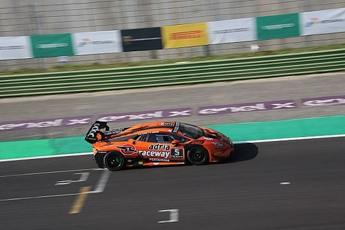 Lamborghini World Final: Altoe and Zampieri score Pro poles