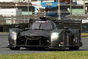 Core Autosport manda en la séptima práctica en Daytona