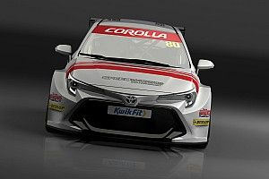Toyota GB moniker returns to BTCC grid