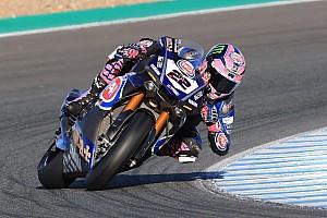 Test Superbike Jerez, Giorno 1: Yamaha in testa con Lowes. Poi Rea. Ducati indietro