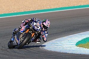 Lowes se impone a Rea en la primera jornada de test en Jerez