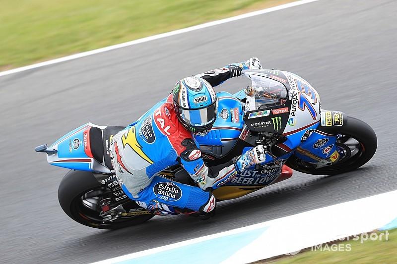 FP1 Moto2 Malaysia: Marquez curi waktu tercepat, Dimas ke-29