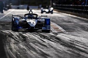 Da Costa tops second Formula E test day for BMW