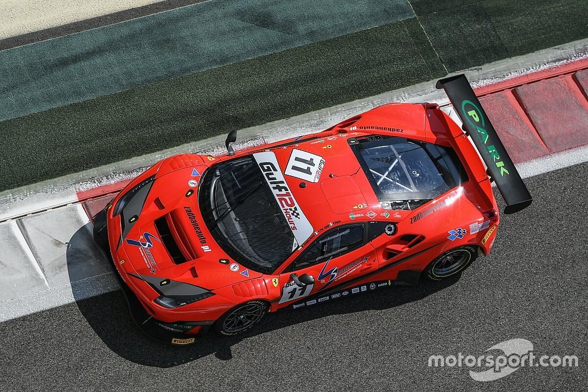 Gulf 12 Hours: Ferrari gewinnt erneut mit Kessel Racing Poker