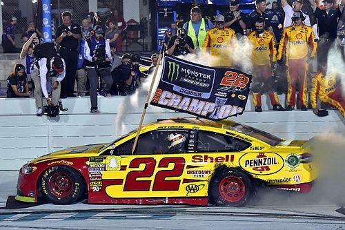 NASCAR-Titel 2018 für Joey Logano nach Duell gegen Truex Jr.