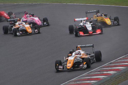第17戦:F3王者となった坪井翔、雨でも強さを発揮し今季14勝目