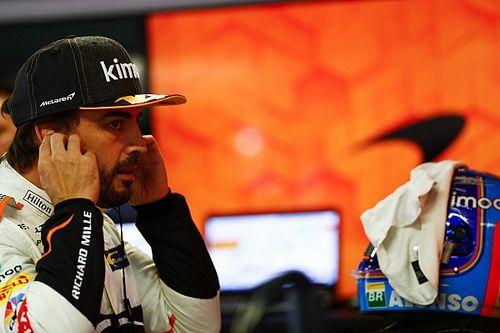 """Alonso espera McLaren """"um pouco melhor"""" a partir do Japão"""