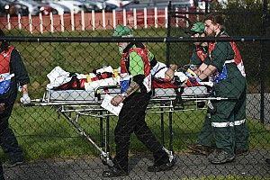Komplizierter Knöchelbruch: Cal Crutchlow muss in Melbourne operiert werden
